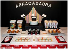 ABRACADABRA MAGIC TABLE