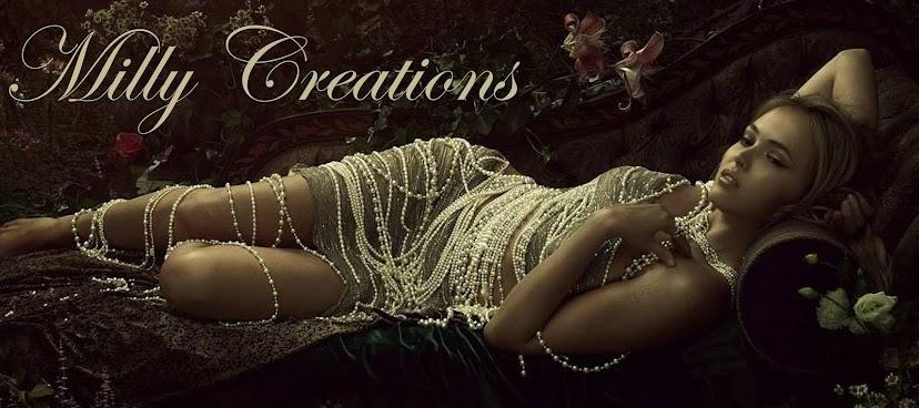 Milly Creations - gioielli realizzati a mano