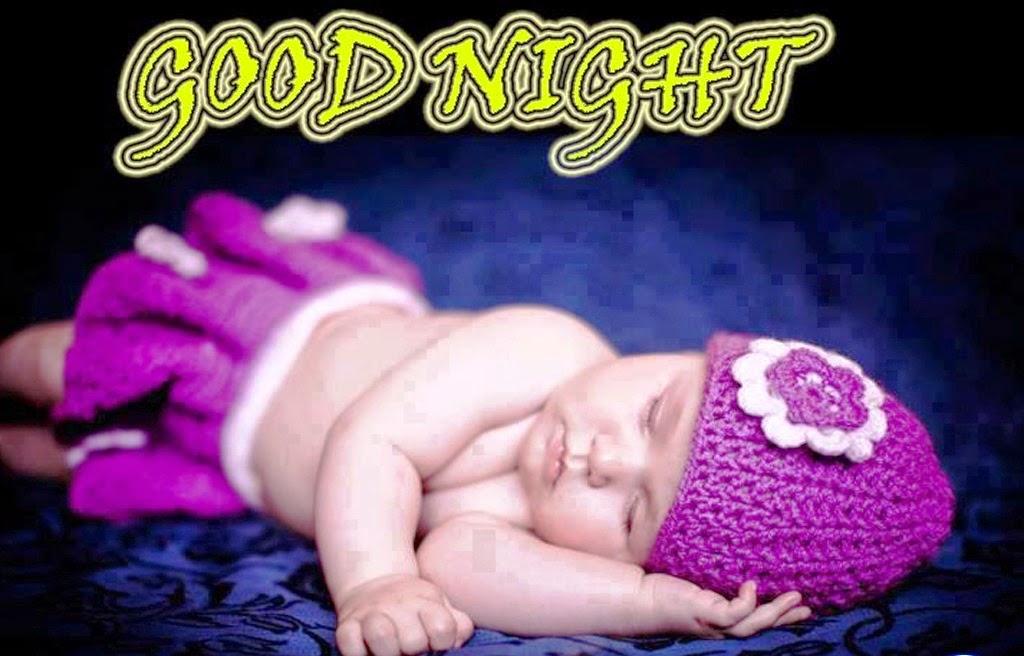 Hindi Good Night Message Wallpaper