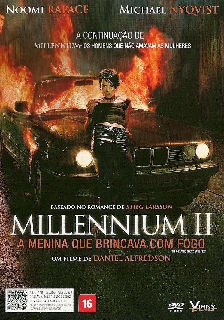 Millennium 2: A Menina Que Brincava com Fogo – Dublado (2009)