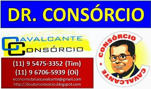 FAÇA CONSÓRCIO SOMENTE COM O DR. CONSÓRCIO
