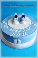 Na chrzest.            Cakes for Baptism.
