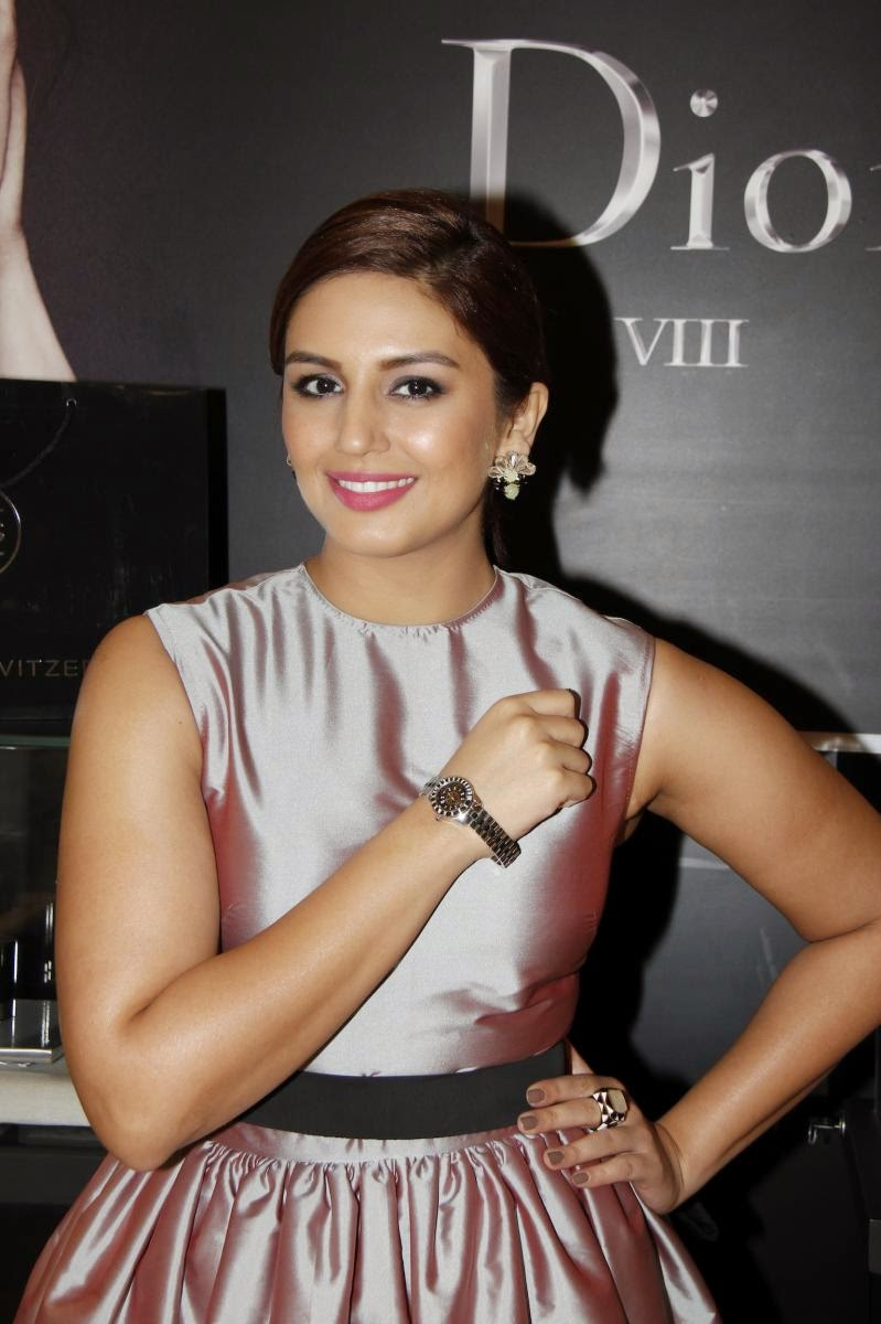Huma Qureshi & Elli Avram at 'Watches Of Switzerland' launch