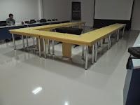 furniture kantor semarang - meja rapat bentuk u 01
