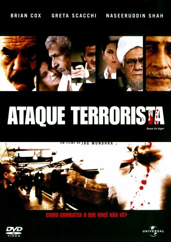 Ataque Terrorista – Dublado