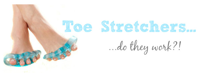 my general life toe stretchers do they work yoga toes