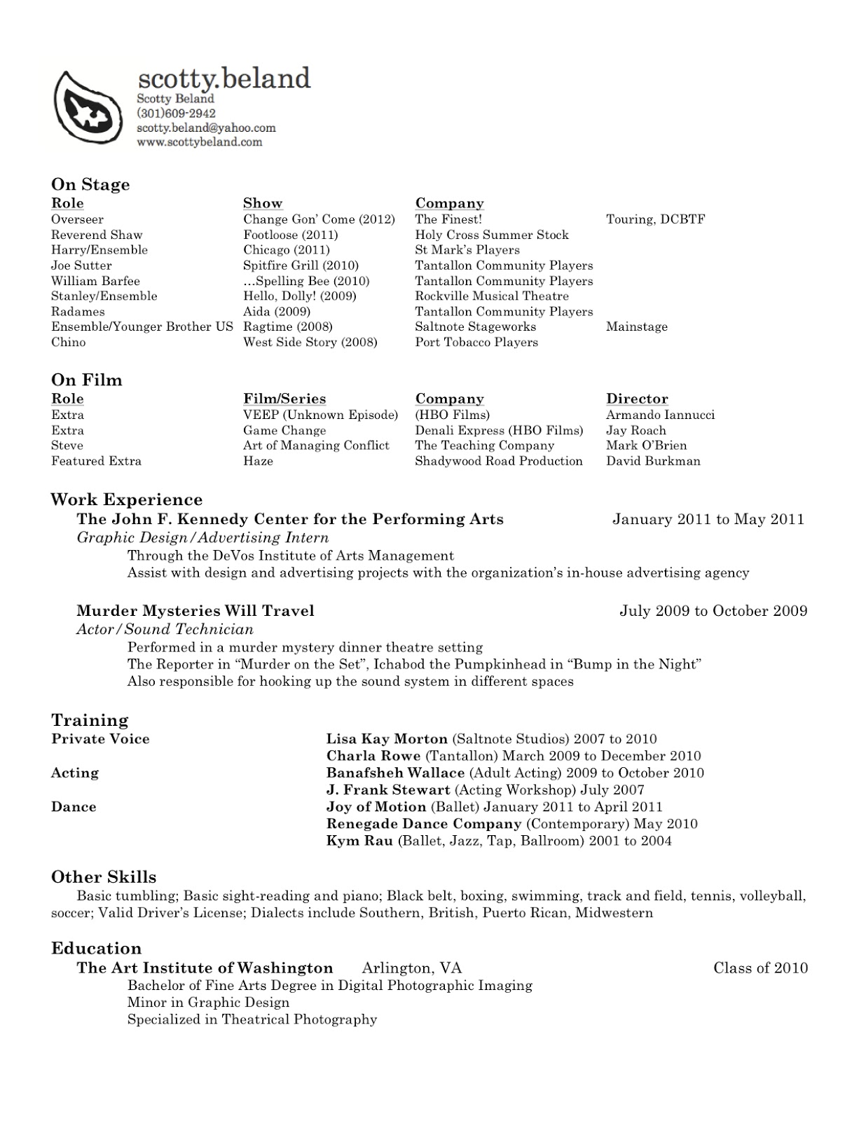 i want to make my resume the fourth wall how to write a sailing ...