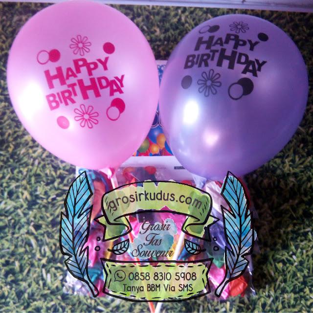 Balon Ulang Tahun Murah