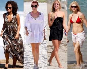 Fashion Gaya Mode Pakaian Pantai