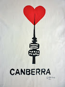 Some of you may be familiar with my previous Canberra designs, like I heart .