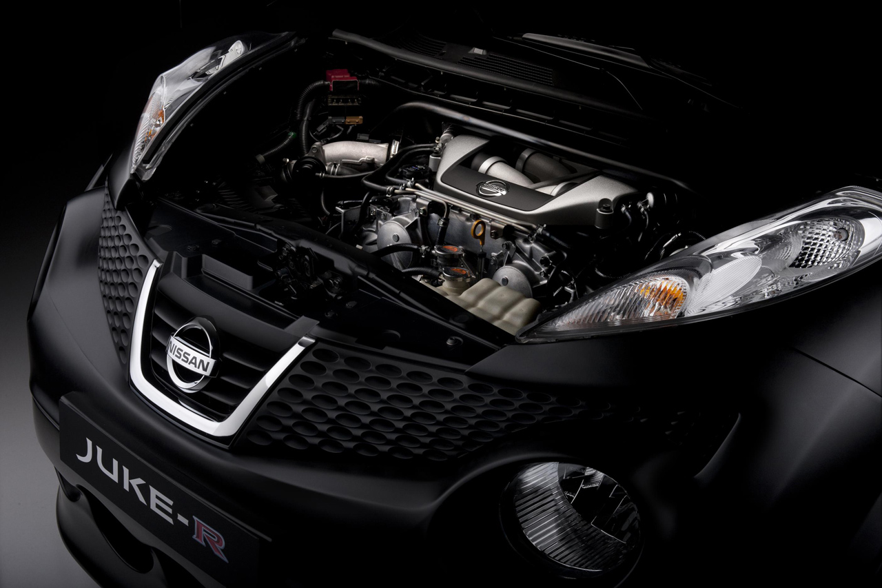 Nissan Juke R Has A Unique Exterior Specification As A Blend Of The Two  Models To Produce Luxury Sports Cars. At The Front Of The Body Appears  Similar To ...