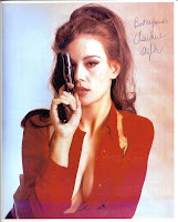 Claudine Auger Pictures