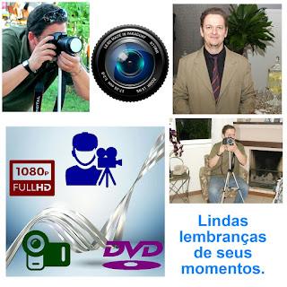 Videomaker e Filmagem Profissional.