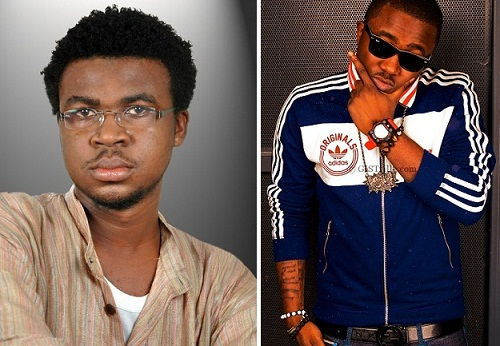 Paris Music Promoter angry with Iceprince