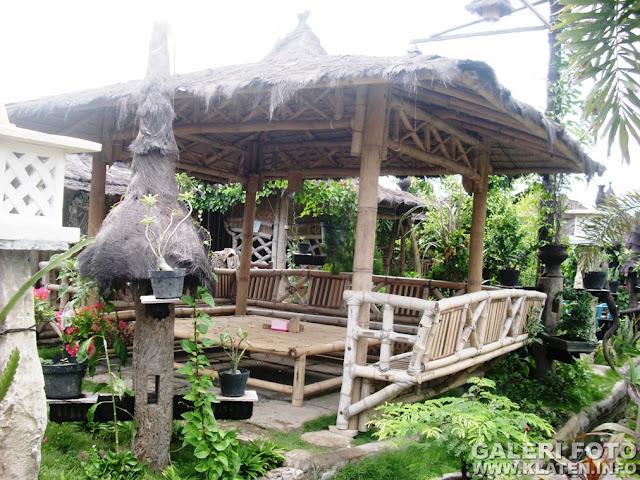 Seni Gazebo Bambu