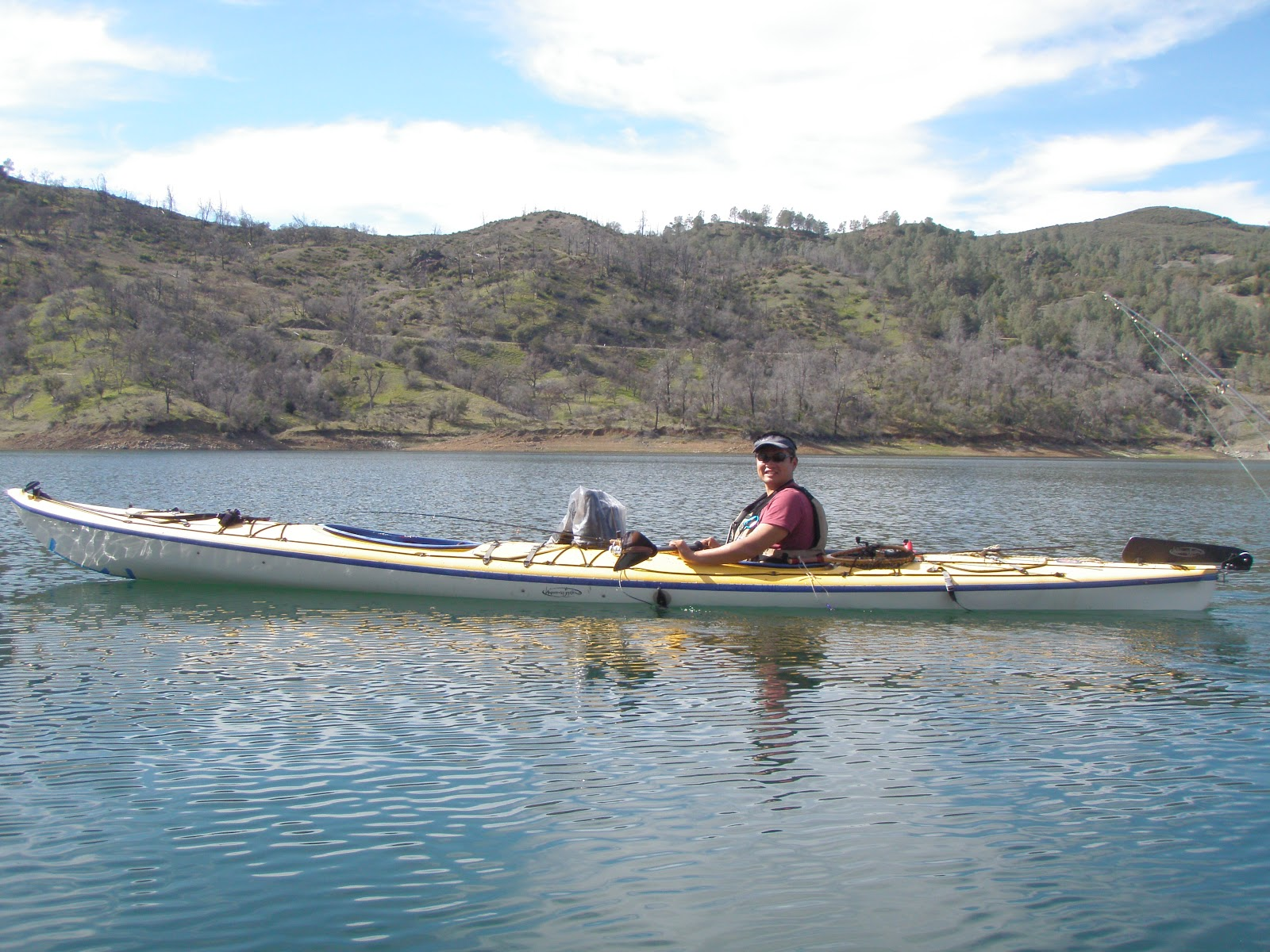 Headwaters fishing team lake berryessa trout for Lake berryessa fishing