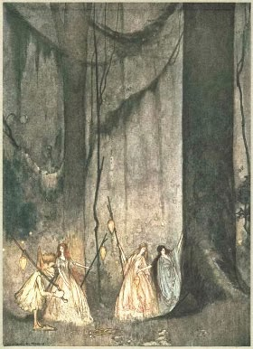 The Forrest Fairies (W.M. Timlin)