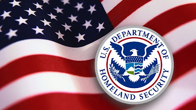 Homeland Security Logo TV Series Wallpaper