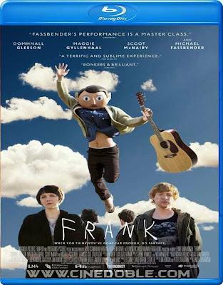 frank 2014 1080p espanol subtitulado Frank (2014) 1080p Español Subtitulado