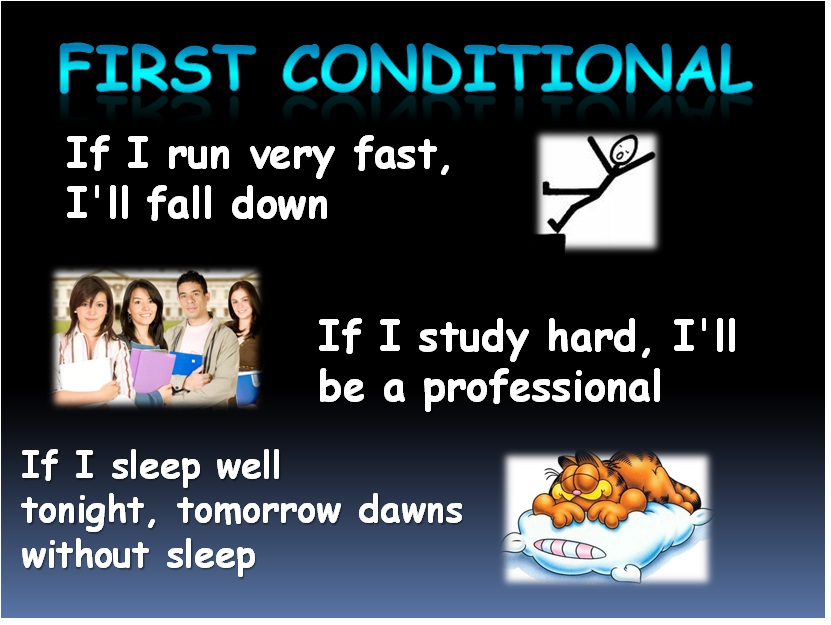 First Conditional and Temporals - Learning English Site - Eman Asadey