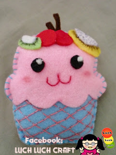 ice cream cupcake jual