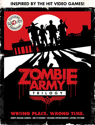 Left 4 Dead takes on Zombie Army Trilogy