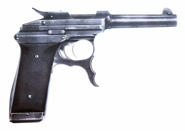 White Merrill 1907 Semi Auto