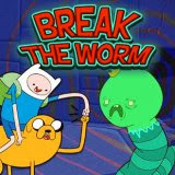 Adventure Time: Break The Worm | Toptenjuegos.blogspot.com
