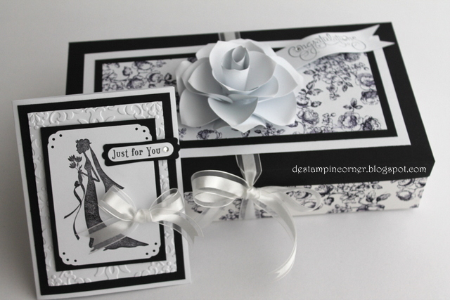 Bridal Shower Gift For Future Sister In Law : ... future sister-in-laws bridal shower. I cant wait to give them t...