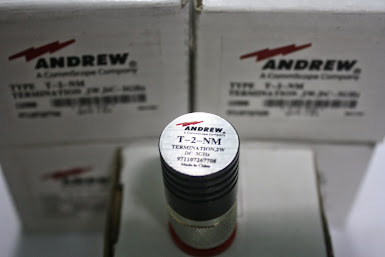 MINI DUMMYLOAD ANDREW type T 2 NM Cocok dipergunakan dengan SWR Analiser
