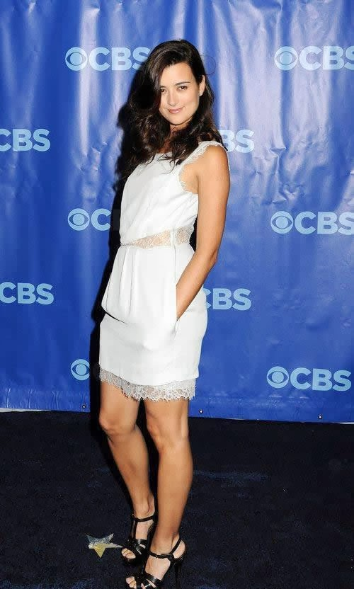 Cote de Pablo is leaving NCIS after being on the show for 8 seasons