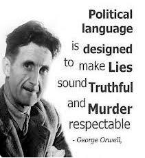 Orwell hade rätt