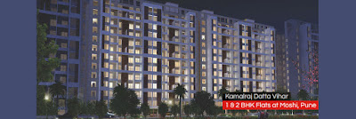 flats in moshi by kamalraj properties