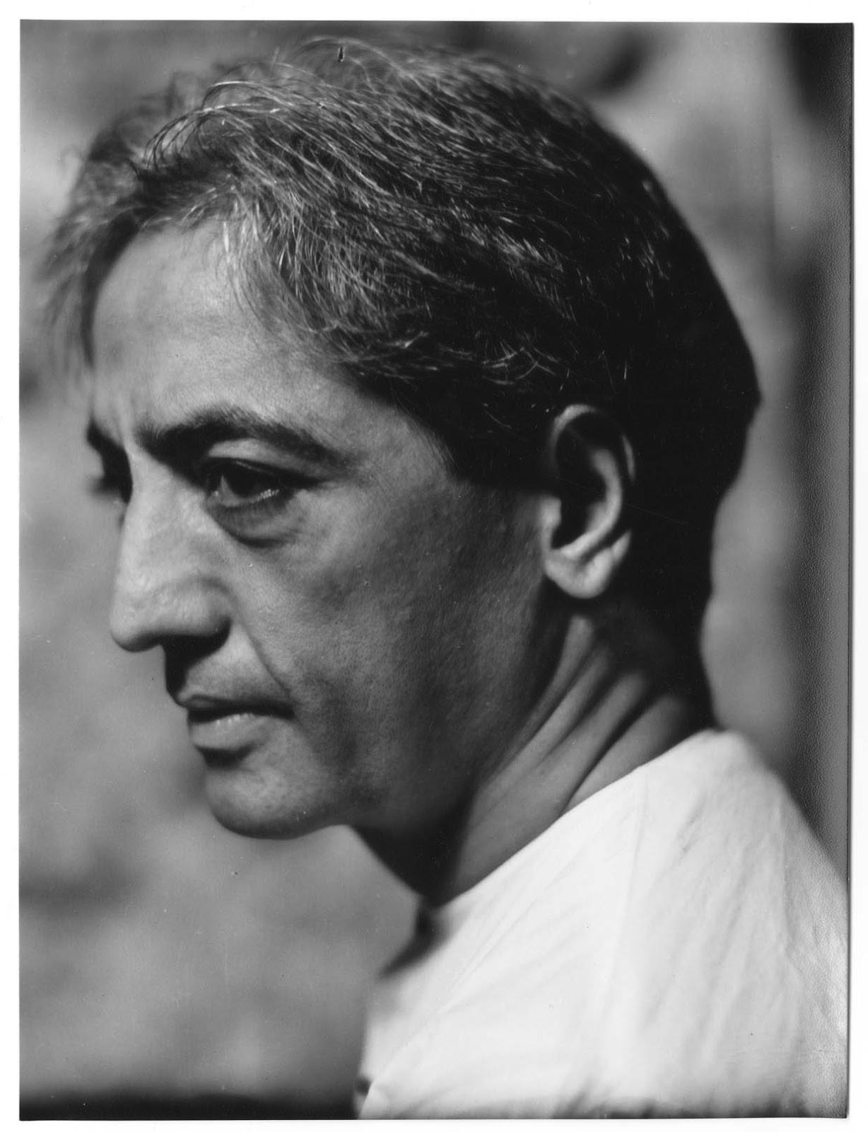 Acabar con todo el miedo - Jiddu Krishnamurti