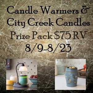 Candle Prize Pack Giveaway