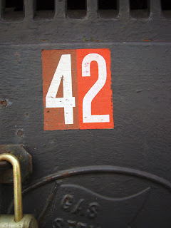 42, answer to life the universe and everything, apartment number