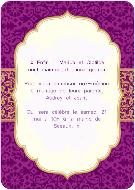 invitation mariage gratuit - Carte D Invitation Mariage En Arabe