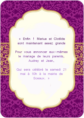 invitation mariage gratuit