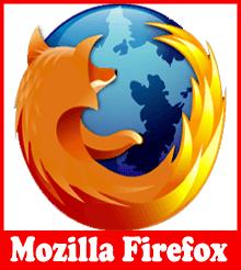 تحميل برنامج موزيلا فايرفوكس Download Mozilla Firefox 34 مجانا