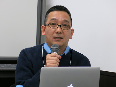 一般社団法人電子出版制作・流通協議会(電流協)の田原恭二さん