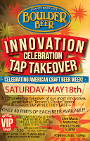 Boulder Beer Innovation Celebration