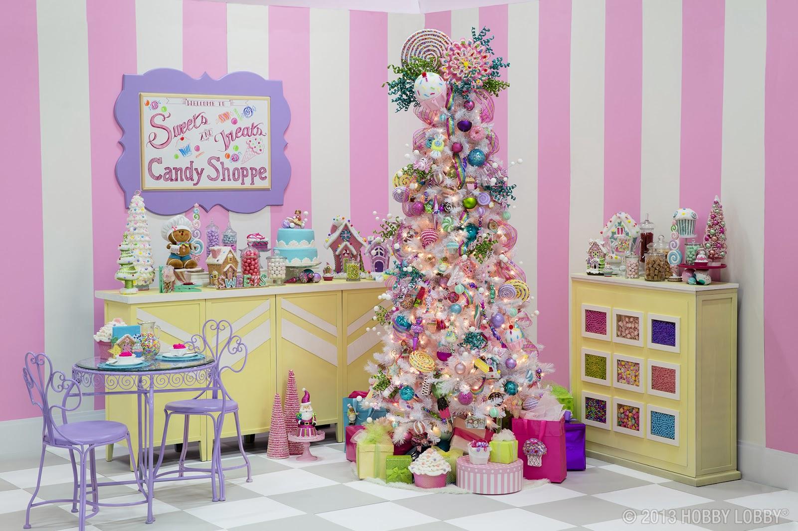 candyland christmas inspiration