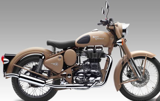 Royal Enfield Classic Desert Storm Features | Specifications