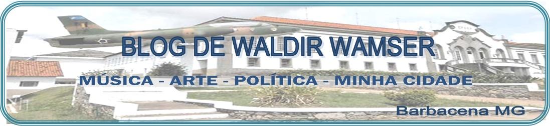 Blog de Waldir Wamser