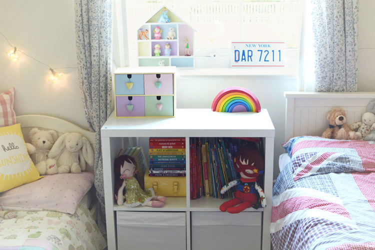 A Boy And Girl Bedroom Dear Beautiful A Family Lifestyle Blog - Laura ashley childrens bedroom furniture