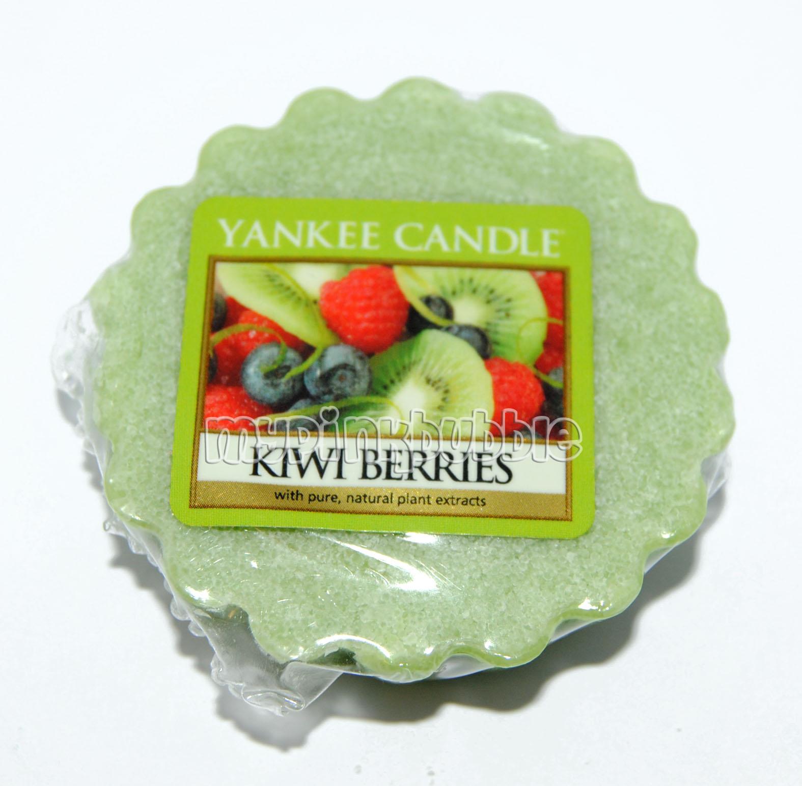 Yankee Candle Kiwi Berrie