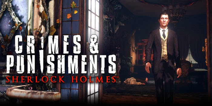 Spesifikasi PC Untuk Sherlock Holmes - Crimes and Punishments (Focus Home Interactive)