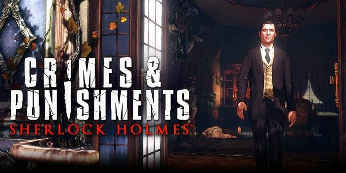 Spesifikasi PC Untuk Sherlock Holmes - Crimes and Punishments (Focus Home Interactive)
