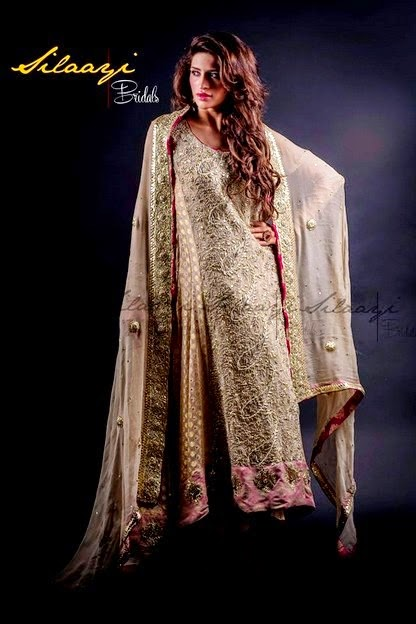 Designer Bridal Dress Collection 2014