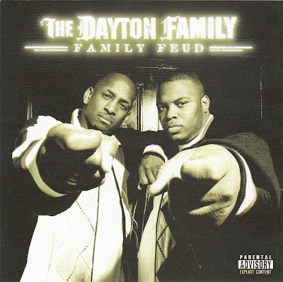 The Dayton Family – Family Feud (CD) (2005) (FLAC + 320 kbps)